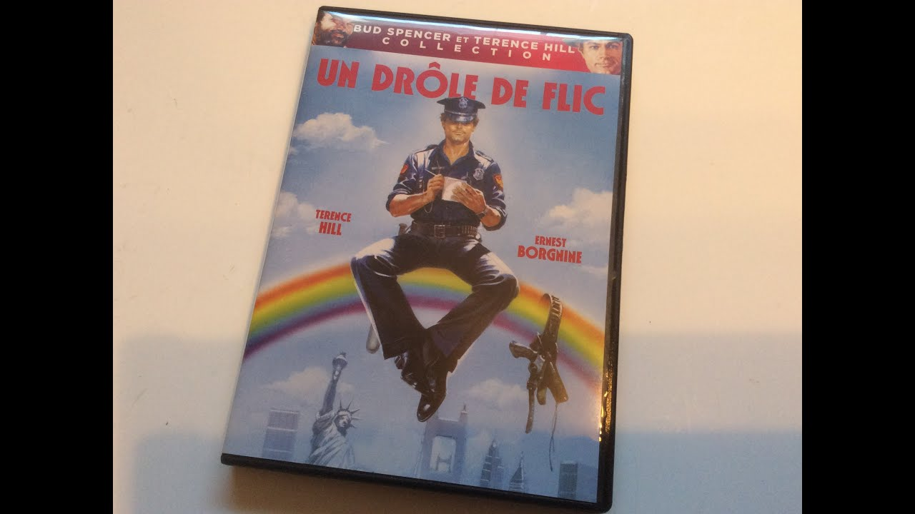 Filmes Bud Spencer E Terence Hill Dublado in critique dvd un drôle de flic - youtube