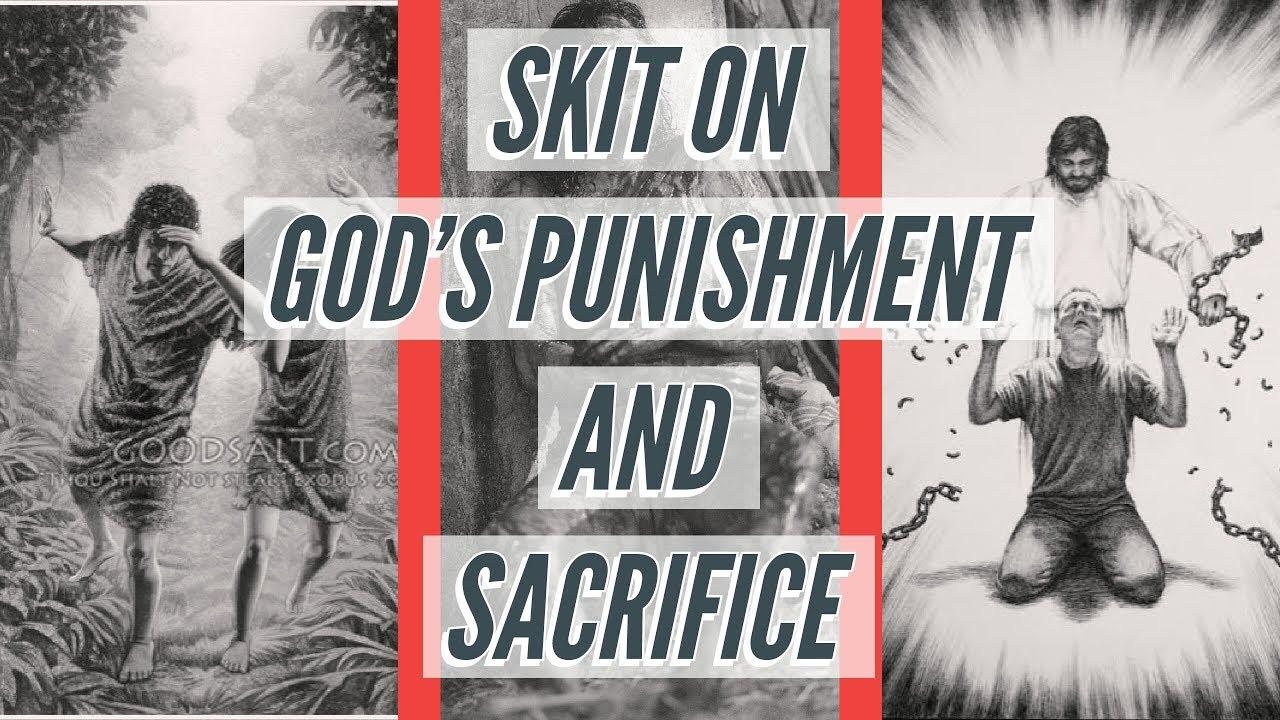 Latest new telugu christian christmas skit 2018-2019 | God's punishment and sacrifice | Drama