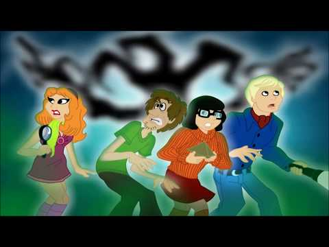 Scooby Doo: The Case Of The Luna Ghost Animatic