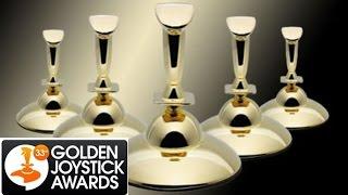 The 33rd GOLDEN JOYSTICK AWARDS 2015
