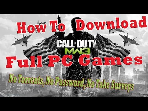How to download free full PC games -download full games for pc - free full games [HD]