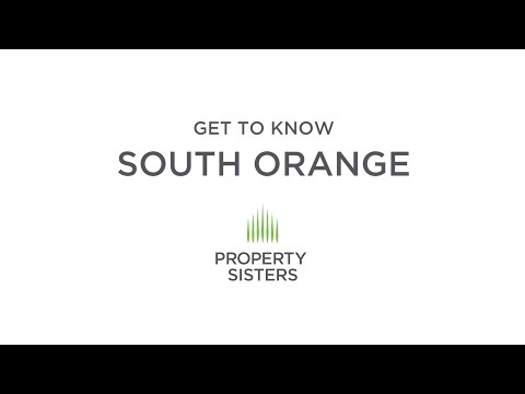 Video Tour of South Orange, NJ