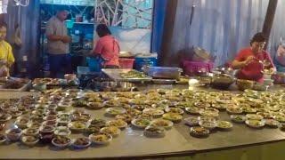 Thai Street Food at Cinta Night Market, Trang Thailand