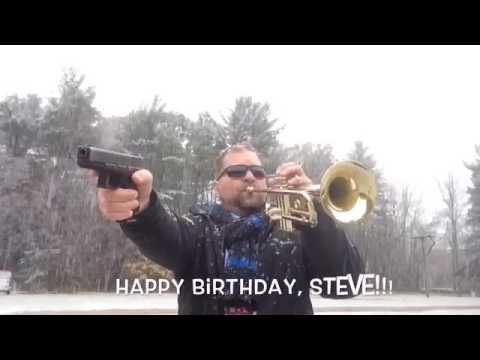 Happy Birthday, Steve!