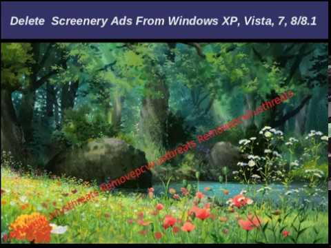 Screenery Ads : Complete Video Removal Guide To Delete It From PC