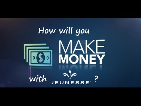 Jeunesse Financial Rewards Compensation Plan - Full