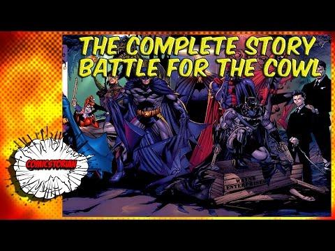 Batman Battle For The Cowl - The Complete Story | Comicstorian
