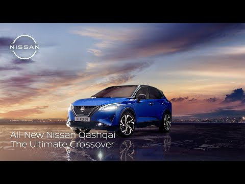 The All-New Nissan Qashqai, The Ultimate Crossover