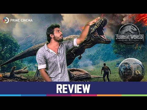 OMG! Is this Jurassic World?   Movie Review   Prime Cinema