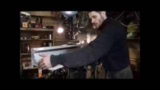 видео Ремонт промышленных станков