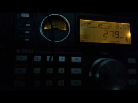 279 kHz Watan Radio Turkmenistan 00 UTC 29 October 2016