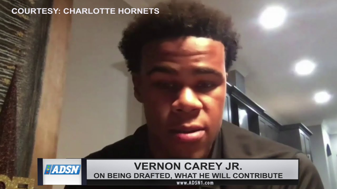 Hornets add more power to developing roster, draft Duke Center Vernon Carey Jr.