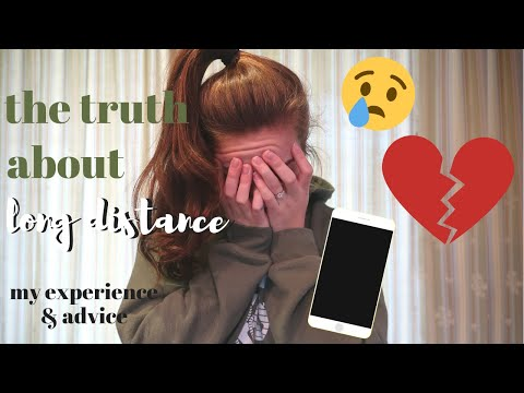 THE TRUTH ABOUT LONG DISTANCE | Marine Girlfriend | Long Distance Advice | My Experience
