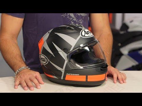 Arai Corsair X Vinales 2 Helmet Review at RevZilla.com