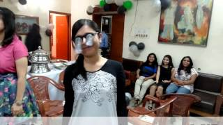 Happy Birthday Abhilasha :)