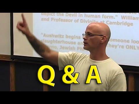 Gary Yourofsky - Q&A Session, 2010 Ga Tech