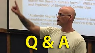 Gary Yourofsky's Q&A session after his life-changing speech at Geor...