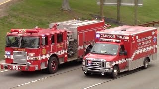 Fire Truck Responding Compilation Part 23 thumbnail