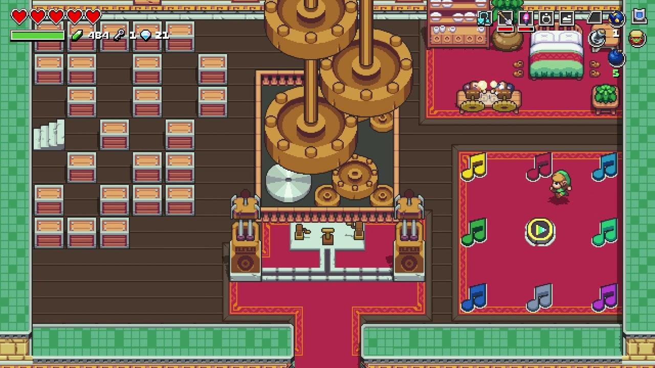 How To Unlock Link Zelda In Cadence Of Hyrule Youtube