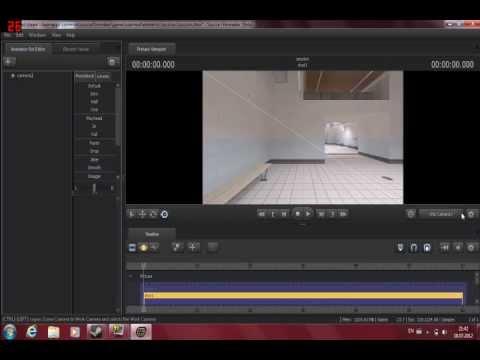 Source filmmaker diagonal white line fix