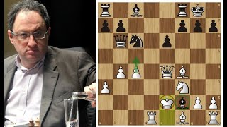 Централизация! Король Гельфанда смело идет в бой! Шахматы.