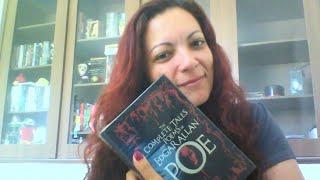 Apresentação e unboxing do livro The Complete Tales and Poems of Edgar Allan Poe