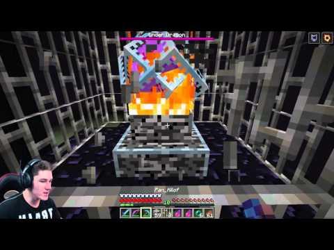 Minecraft #33 - 'Walka z Ender Dragonem!'