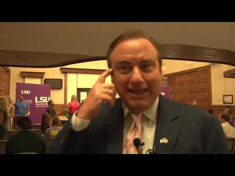 Fox Sports Commentator Tim Brando discusses his career in sports broadcasting