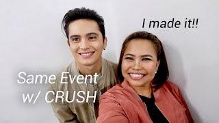 Experience JAMES REID Backstage With Me!!