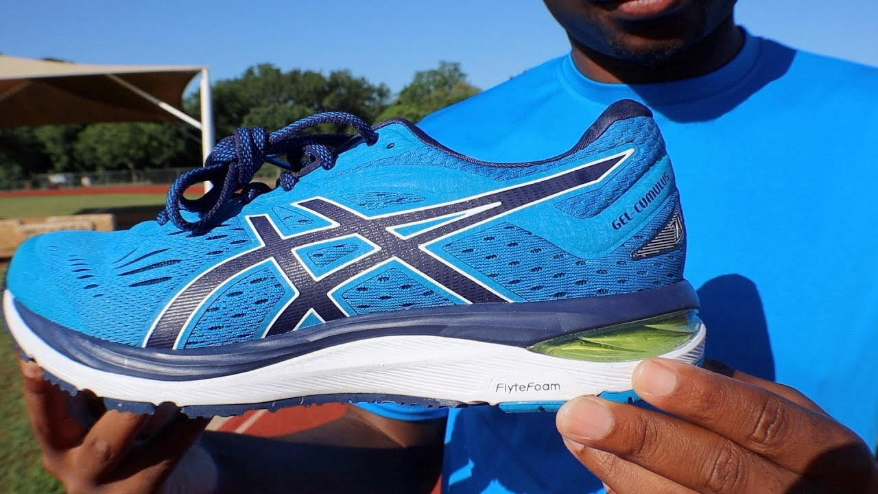 ASICS GEL CUMULUS 20 REVIEW