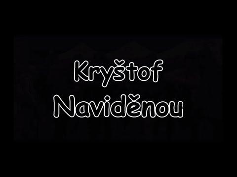 Kryštof - Naviděnou   TEXT   Pavel Kozer