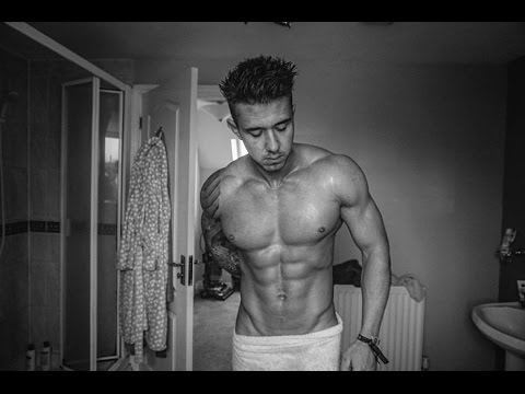 5 Year body/fitness transformation - AJ AESTHETICS 'LIVE YOUR LIFE TO THE FULL'