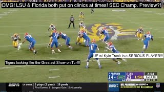 UF/LSU HEAVYWEIGHT TITLE Review! CONTENDERS!!