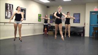 Lyrical Jazz Warm-up