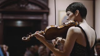 Anne Akiko Meyers Arvo Pärt 'Fratres' Encore Presentation at the Phillips Collection