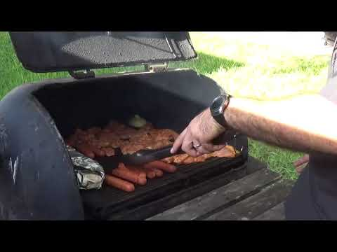 How to BBQ Chicken and Sausage