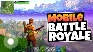 TOP 7 INSANE Battle Royale Games like PUBG/Fortnite on Android iOS (ONLINE MULTIPLAYER) of 2018