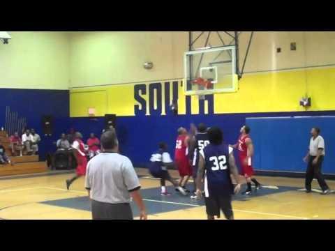 Vonta Leach Charity Basketball Game