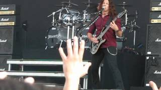 Megadeth - She-Wolf - Live at Download Festival 2012