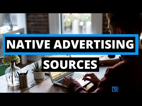 Native Advertising Source