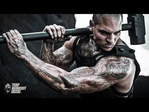 ANGRY WORKOUT MUSIC MIX 🔥 HEAVY BASS TRAP (Mixed by COSMIC)