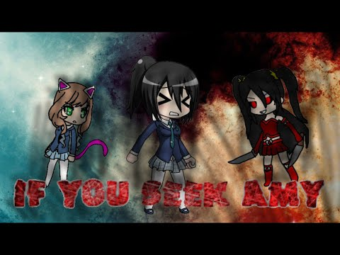 If You Seek Amy| Gacha Studio music video (Read Desk)