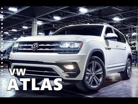 2018 VW Atlas Documentary - Development &Testing