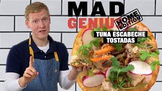 Easy Canned Tuna Tostadas | Mad Genius | Food & Wine
