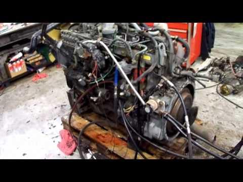 Diesel Space Heater >> Cummins 8.3L Diesel Engine - YouTube
