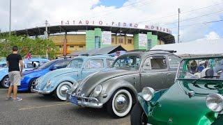 Volky Show Cayey 2016   Autos con Luis Mariano