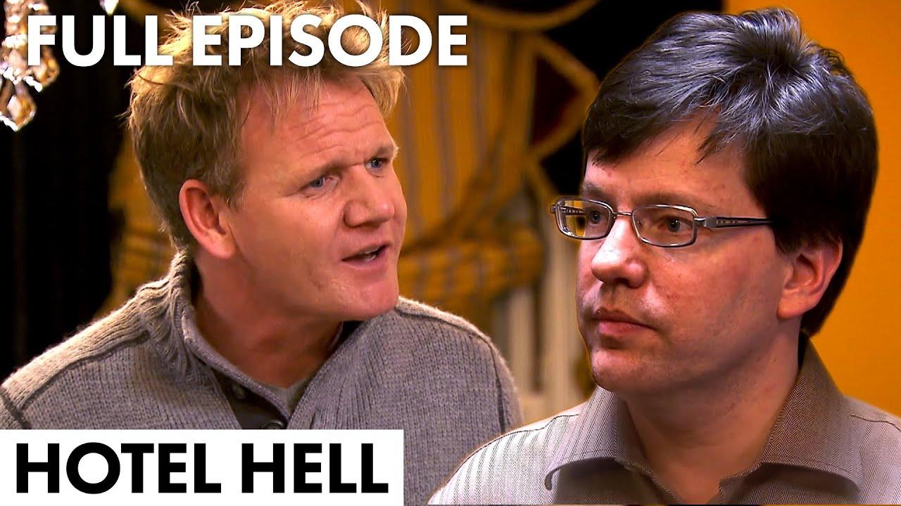 Download Gordon Goes BESERK Over Disrespectful Owner   Hotel Hell FULL EPISODE