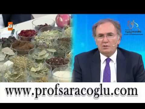Prof. Dr. İbrahim SARAÇOĞLU Zahide Ile Yetiş Hayata Erken Menapoza Karşı Kür
