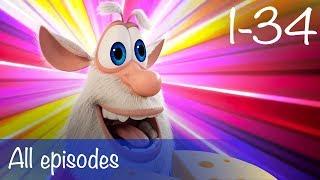 Booba - Sampler, der Alle 34 Episoden + Bonus - Cartoon für Kinder