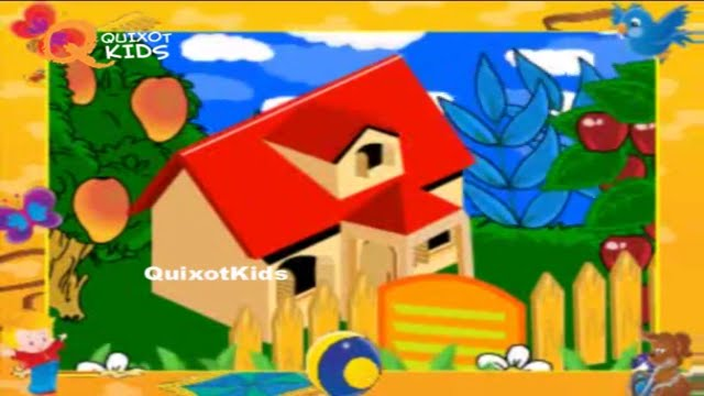 Different types of homes for children youtube for Pictures of different homes